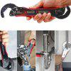 Adjustable Multifunction Tool Magic Wrench - SILVER