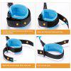 Baby Child Anti Lost Segurança Wrist Link Harness Strap Rope Leash Walking Hand Belt Band Wristband for Toddlers - AZUL