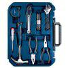 BOSCH 108 in 1 Home Multifunction Toolkit Hand Tool Set - NAVY BLUE