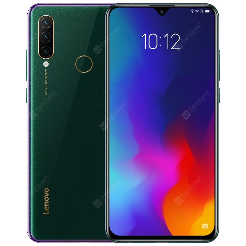 Lenovo Z6 Lite 4G Phablet International Version - Dark Green