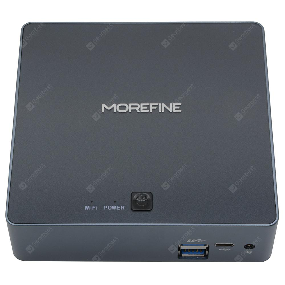 MoreFine S100 Windows 10 Home Office Game Mini PC