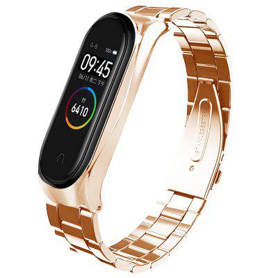 TAMISTER Metal Replacement Wristband for Xiaomi Band 4