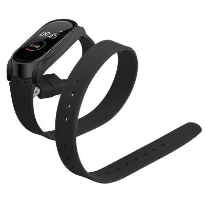 TAMISTER Metal Buckle Replacement Wrist Strap for Xiaomi Band 4