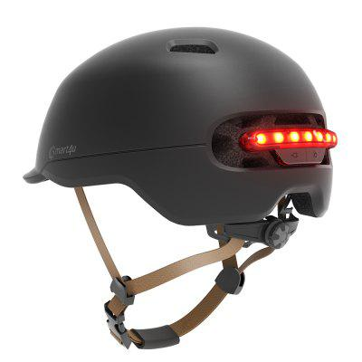 Smart4u SH50 Bike Helmet Waterproof Smart Flash for Riding