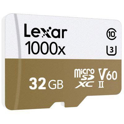 Lexar 1000x Professional Micro SD / TF Karta High Speed ​​V60 U3