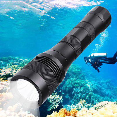 Asafee ED01 Diving Torch 150m 1050lm