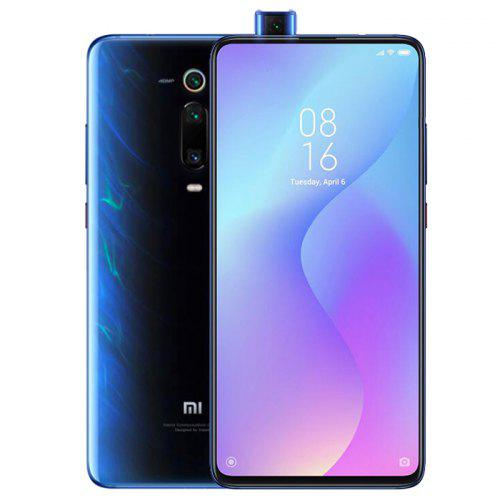 Gearbest Xiaomi Mi 9T 4G Phablet Global Version - Blue 6.39 inch Snapdragon 730 Octa Core 6GB RAM 64GB ROM 48.0MP + 13.0MP + 8.0MP Rear Camera 4000mAh Battery