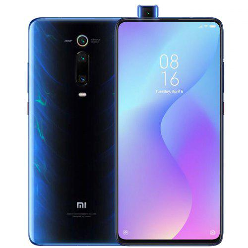 Gearbest Xiaomi Mi 9T 4G Phablet 6.39 inch Global Version - Blue Snapdragon 730 Octa Core 6GB RAM 128GB ROM 48.0MP + 13.0MP + 8.0MP Rear Camera 4000mAh Battery