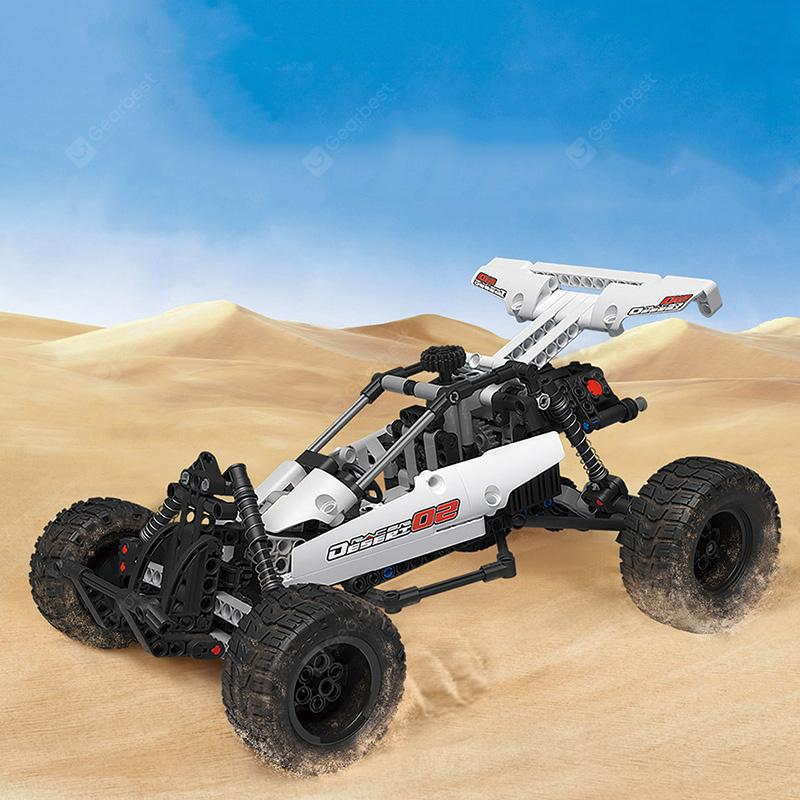 Desert Racing Car Building Blocks Set from Xiaomi youpin