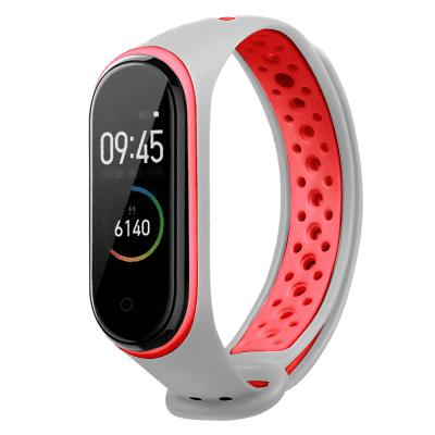 Two-color Replacement Wrist Strap for Xiaomi Band 4