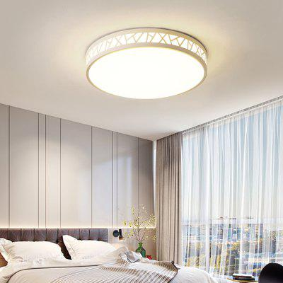 36W 50cm LED Round Ceiling Light Stepless Dimming Lamp