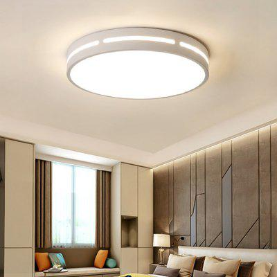 BX5045 36W 400X LED Round Ceiling Light Stepless Dimming Lamp