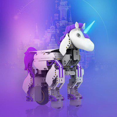 3D Colorful Unicorn Robot Puzzle Block from Xiaomi youpin