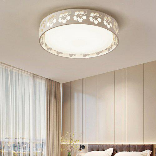 36W 48cm LED Round Ceiling Light Stepless Dimming Lamp