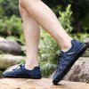 Men's Fashion Breathable Outdoor Casual Sports Shoes Durable - NAVY BLUE