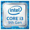 Intel I3 - 9100F CPU 4 Core 4 threads Frequentie 3,6 GHz LGA1151 Chipinterface - ZILVER