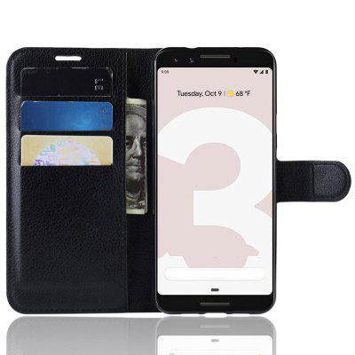 Naxtop PU Flip Cover Case with Card Slot Cash for Google Pixel 3a XL / Pixel 3a