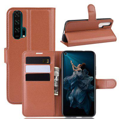 Naxtop PU Flip Cover Case with Card Slot for Huawei Honor 20 Pro / Honor 20