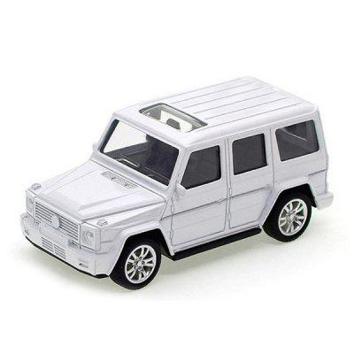 RY002 Alloy Off-road Vehicle Car Model Toy