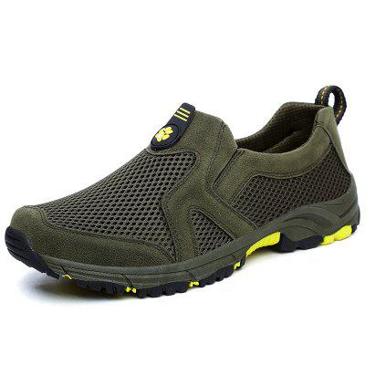Men's Shoes Breathable Mesh Outdoor Non-slip Leisure Sports