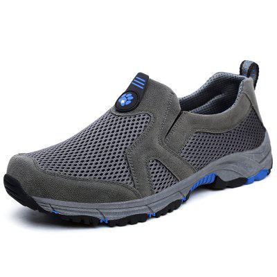 Herenschoenen Ademend Mesh Outdoor Non-slip Recreatiesport