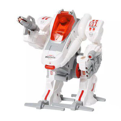 Adunarea Multiple Mech Warrior DIY Set de la Xiaomi youpin