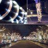 BRELONG TA - 098 Solar Decorative Light Strip - WARM WHITE