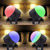 220V Magic Ball Stage Lights Projection Night Lamp for KTV Home - BLACK
