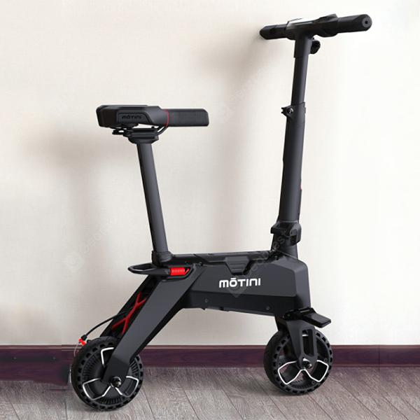 MOTINI Nano Mini Portable Electric Bike