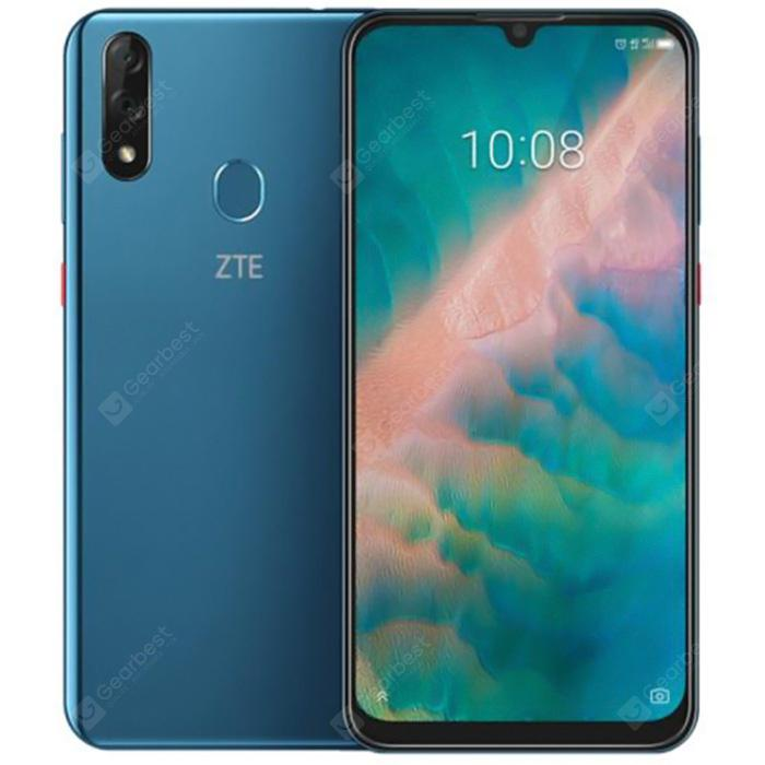 ZTE Blade V10 4G Phablet 32.0MP Front Camera International Version