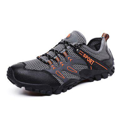 Men's Sports Shoes Anti-collision Head Breathable Mesh Outdoor Climbing