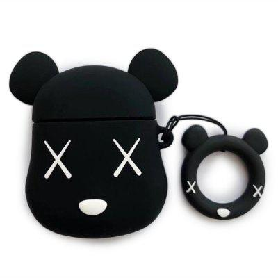 Cute Silicone Bluetooth Earphone Case for AirPods