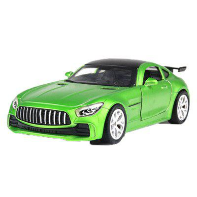 RY006 Alloy GTR Sports Car Model