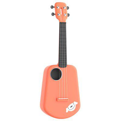 Populele 2 LED Smart Ukulele for Beginners Bluetooth Guitar from Xiaomi youpin