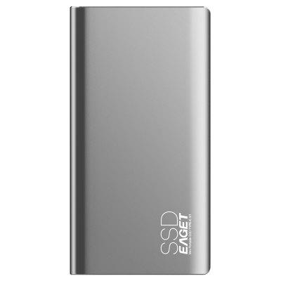 EAGET M1 Typ-C USB 3.1 Tragbares SSD Solid State Drive