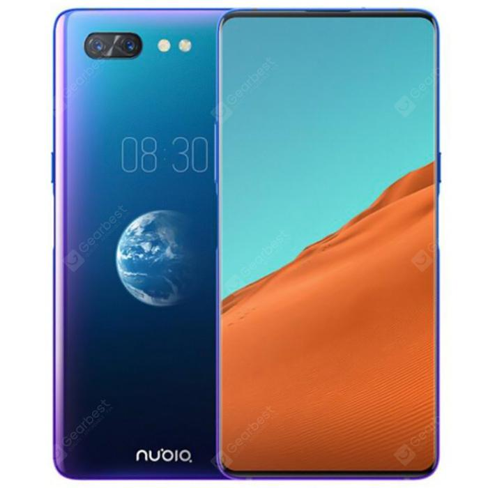 Nubia X Dual Screen 4G Phablet International Version/8GB RAM 128GB ROM