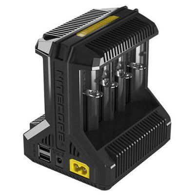 Nitecore I8 Multi-Slot 5V USB Intelligent Universal Li-ion / IMR / Ni-MH Battery Charger