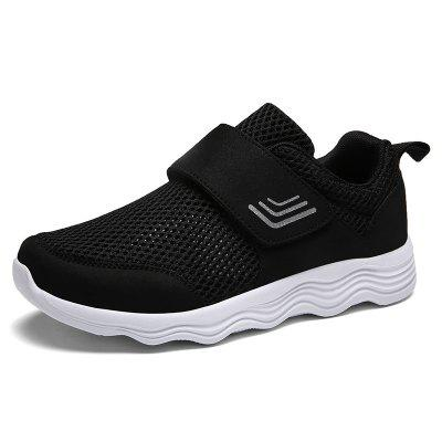 Men's Summer Mesh Fabric Breathable Sports Shoes Durable