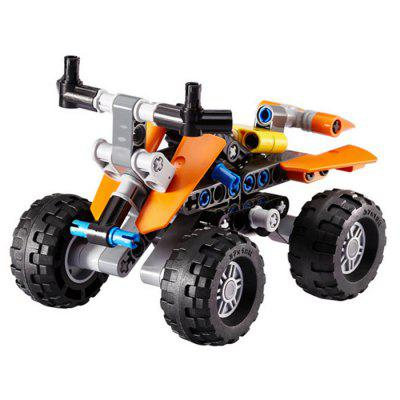 RY095 Off-road Vehicle Building Blocks Toy Educational Toys 139PCS