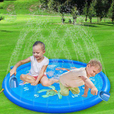 Kids Outdoor Party Sprinkler Pad / Mat Toy
