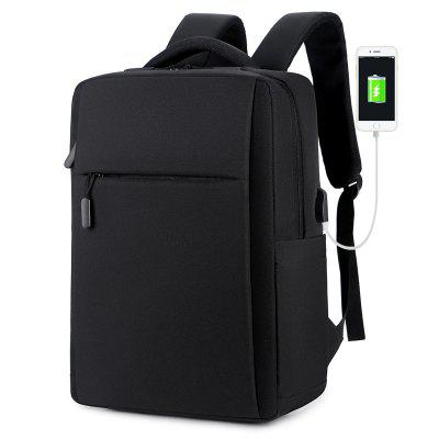 gearbest.com - Backpack Waterproof Oxford Cloth Business Casual Rechargeable