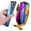 Gocomma Car Wireless Charger Mobile Phone Holder 10W - GOLD
