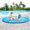 Kids Outdoor Party Sprinkler Pad / Mat Toy - BLUE