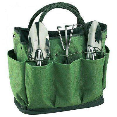 Multi-pocket Garden Tool Storage Bag