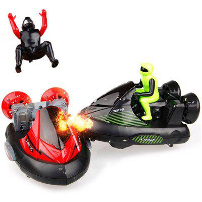 HB Electric Remote Control Battle Bumper Stunt Car 2pcs