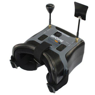 BeeRotor BVONE 5.8GHz 40CH Dual Antenna DVR FPV Goggles