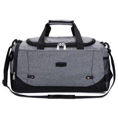 WT9 Vintage Portable Large Capacity Travel Bag Comfortable Shoulder Strap