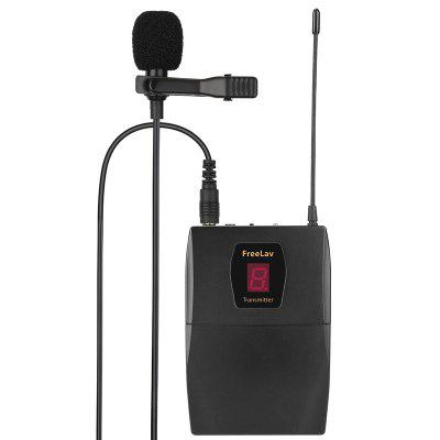 Freelav U-segment SLR Photography Wireless Microphone