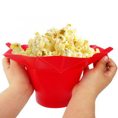 Folding Magic Popcorn Bucket silicon