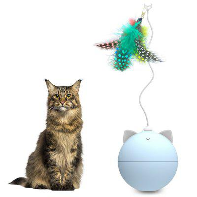 BENTOPAL P02 Creative Automatic Cat Toy Feather-versie